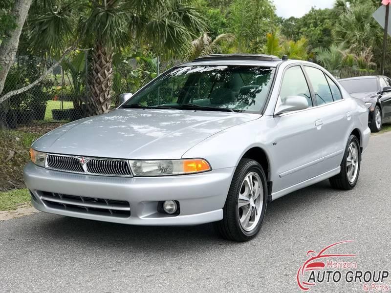 2001 Mitsubishi Galant ES V6 4dr Sedan   Orlando FL