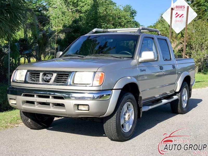 2000 Nissan Frontier 4dr SE Crew Cab SB   Orlando FL