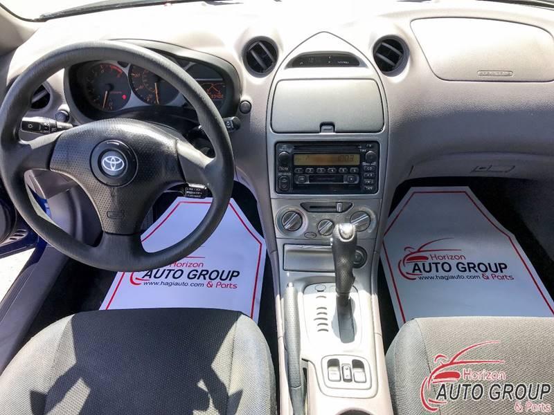 2001 Toyota Celica Gt 2dr Hatchback In Orlando Fl Horizon Auto