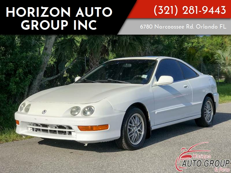 2001 Acura Integra Ls >> 2001 Acura Integra Ls 2dr Hatchback In Orlando Fl Horizon Auto