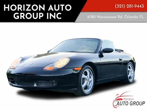 2000 Porsche 911 for sale in Orlando, FL