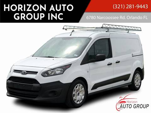 2015 Ford Transit Connect Cargo for sale in Orlando, FL
