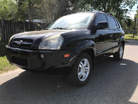 2007 Hyundai Tucson for sale in Orlando, FL