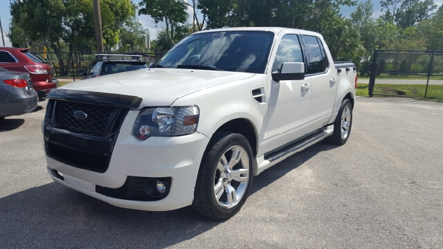 2008 Ford Explorer Sport Trac Limited AWD 4dr Crew Cab w/Adrenalin ...