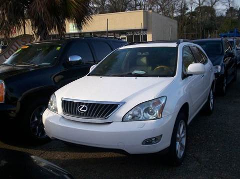 2008 Lexus RX 350 for sale at Louisiana Imports in Baton Rouge LA