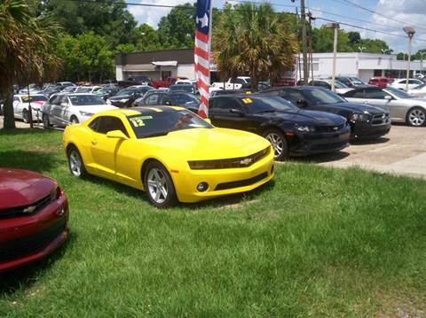 2012 Chevrolet Camaro for sale at Louisiana Imports in Baton Rouge LA
