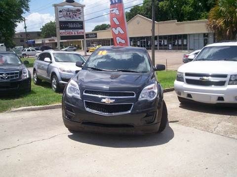2014 Chevrolet Equinox for sale at Louisiana Imports in Baton Rouge LA
