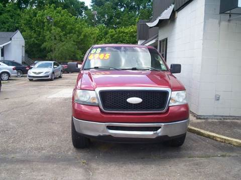 2008 Ford F-150 for sale at Louisiana Imports in Baton Rouge LA