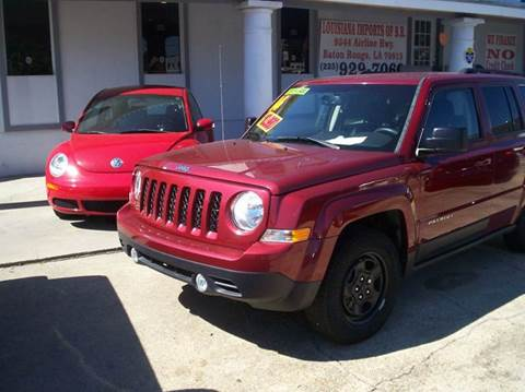 2016 Jeep Patriot for sale at Louisiana Imports in Baton Rouge LA