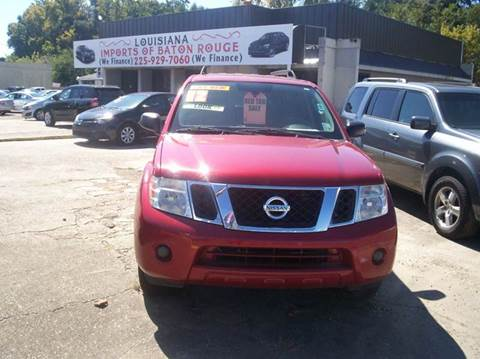 2012 Nissan Pathfinder for sale at Louisiana Imports in Baton Rouge LA