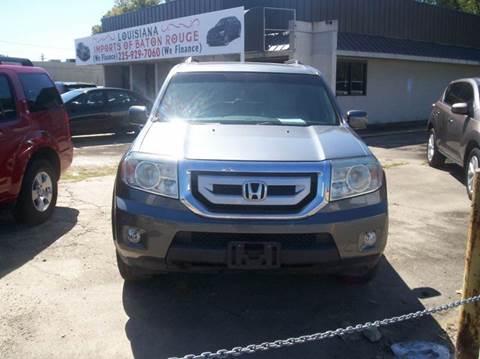 2010 Honda Pilot for sale at Louisiana Imports in Baton Rouge LA