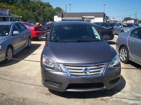 2015 Nissan Sentra for sale at Louisiana Imports in Baton Rouge LA