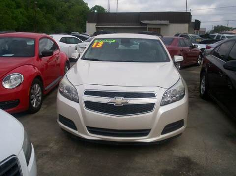2013 Chevrolet Malibu for sale at Louisiana Imports in Baton Rouge LA