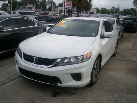 2014 Honda Accord for sale at Louisiana Imports in Baton Rouge LA