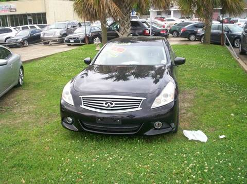 2012 Infiniti G25 Sedan for sale at Louisiana Imports in Baton Rouge LA