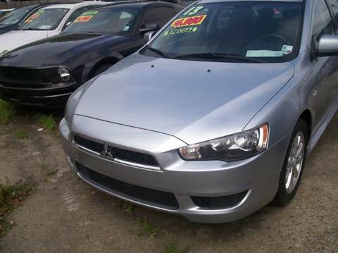 2013 Mitsubishi Lancer for sale at Louisiana Imports in Baton Rouge LA