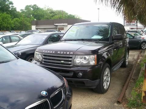 Range Rover Baton Rouge >> 2009 Land Rover Range Rover Sport For Sale In Baton Rouge La