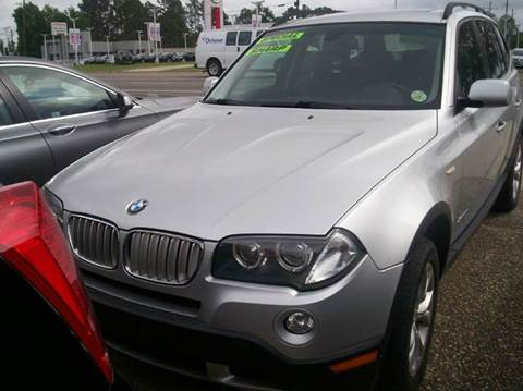 2009 BMW X3 for sale at Louisiana Imports in Baton Rouge LA