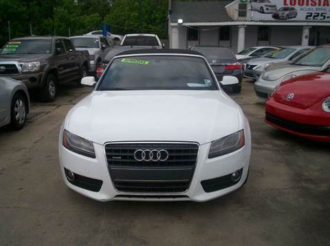2011 Audi A5 for sale at Louisiana Imports in Baton Rouge LA
