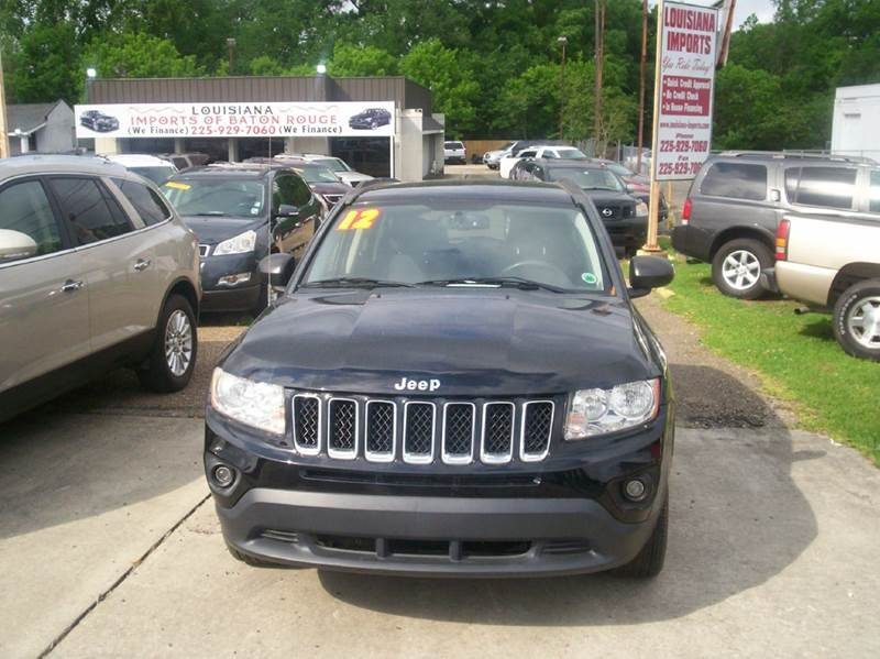 2012 Jeep Compass for sale at Louisiana Imports in Baton Rouge LA