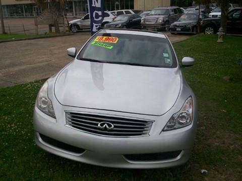 2008 Infiniti G37 for sale at Louisiana Imports in Baton Rouge LA