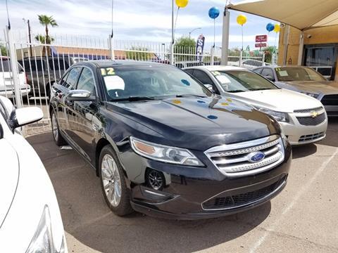 2012 Ford Taurus for sale in Phoenix, AZ