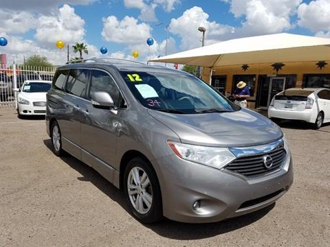 2012 Nissan Quest for sale in Phoenix, AZ