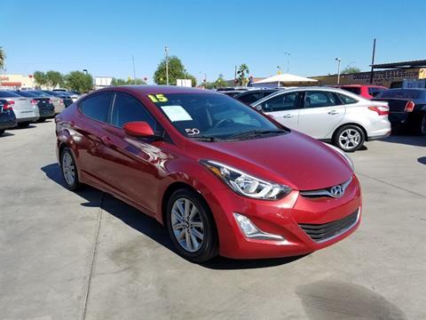 2015 Hyundai Elantra for sale in Phoenix, AZ