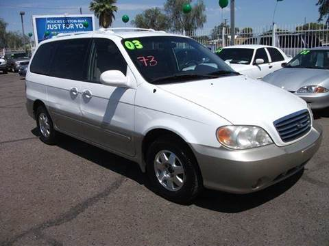 2003 Kia Sedona for sale in Phoenix, AZ