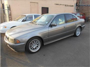 2002 BMW 5 Series for sale in Stockton CA