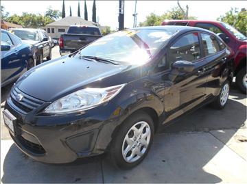 2012 Ford Fiesta for sale in Stockton, CA