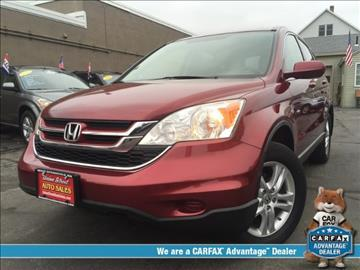 2010 Honda CR-V for sale in West Springfield, MA