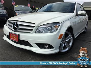 2010 Mercedes-Benz C-Class for sale in West Springfield, MA
