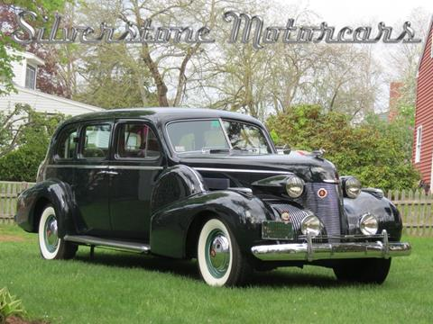1939 Cadillac Fleetwood for sale in North Andover, MA