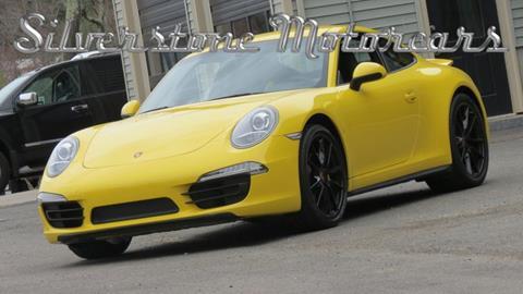 2013 Porsche 911 for sale in North Andover, MA