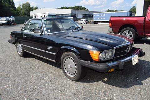 1976 Mercedes-Benz 450 SL for sale in North Andover, MA