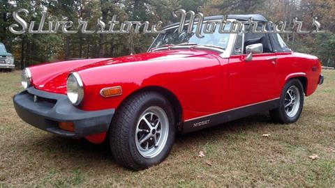 1975 MG Midget for sale in North Andover, MA
