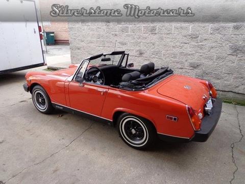 1976 MG Midget
