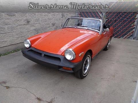 1976 MG Midget for sale in North Andover, MA