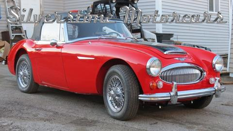 1966 Austin-Healey 3000 for sale in North Andover, MA