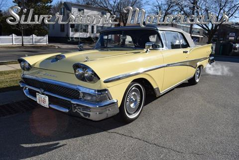 1958 Ford Fairlane for sale in North Andover, MA