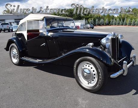 1951 MG TD for sale in North Andover, MA