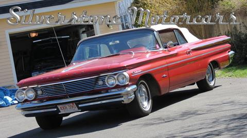 1960 Pontiac Catalina for sale in North Andover, MA