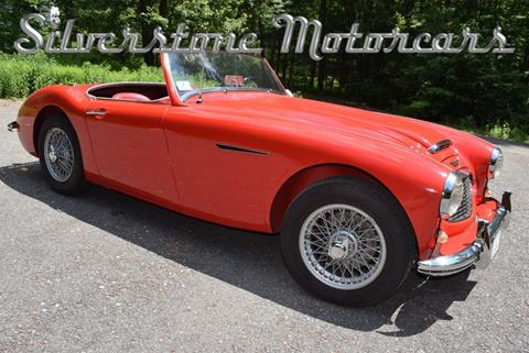 1961 Austin-Healey 3000 for sale in North Andover, MA