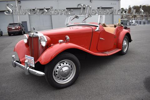 1952 MG TD for sale in North Andover, MA