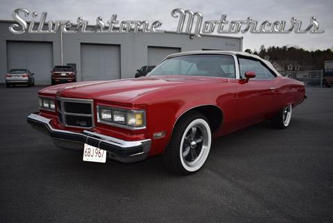 1975 Pontiac Grand Ville for sale in North Andover, MA