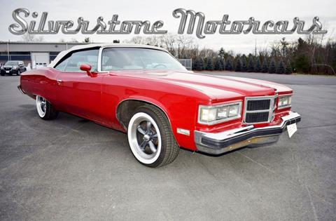 1975 Pontiac Grand Ville for sale in North Andover, MA