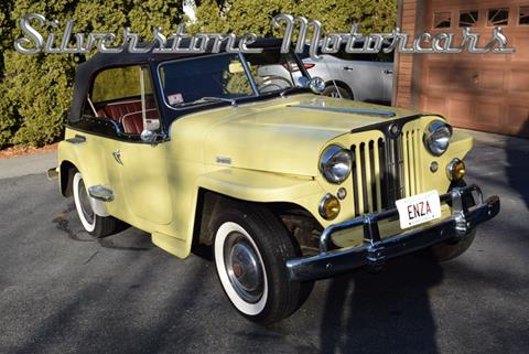 Willys Jeep For Sale In Tyler Tx Carsforsale Com