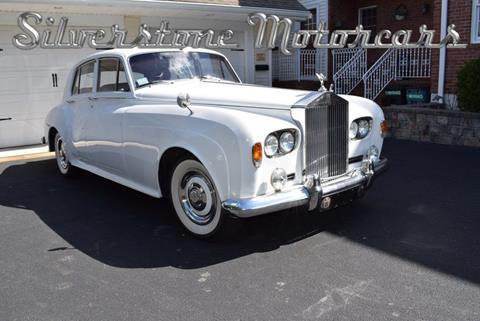 1965 Rolls-Royce Silver Cloud 3 for sale in North Andover, MA