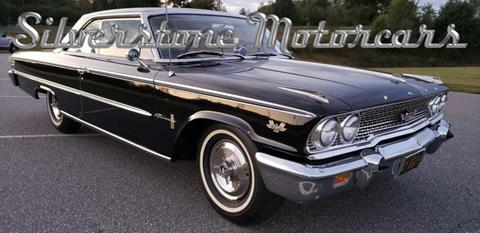 1963 Ford Galaxie for sale in North Andover, MA